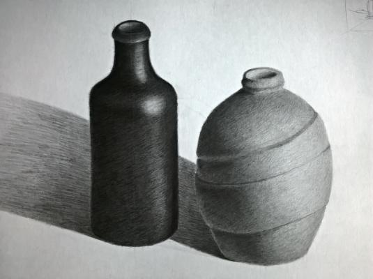Victoria Aleksandrovna Oleinikova. Bottles