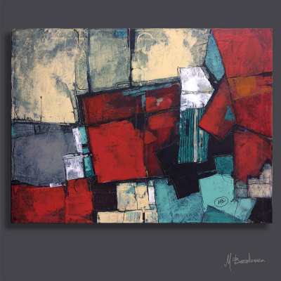 Mike Bezloska. Abstract number 301