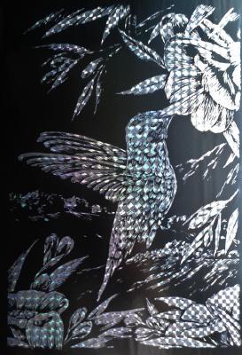 Zina Vladimirovna Parisva. Hummingbird