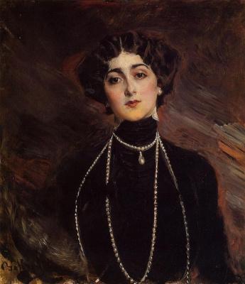 Портрет Лины Кавальери. 1901