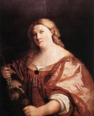Джакомо Пальма. Портрет женщины