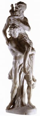 Gian Lorenzo Bernini. Anhis Aeneas and ascanius