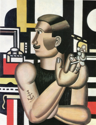 Fernand Leger. Mechanic