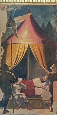 Пьеро делла Франческа. Сюжет 3