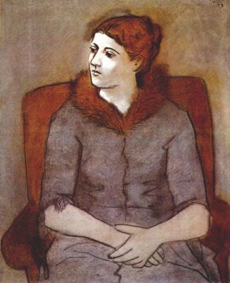 Madame Olga Picasso