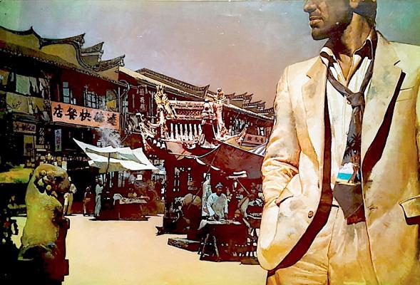 Майкл Джонсон. Shanghai Surprise