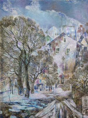 Rinat Salimzyanovich Khanafeev. Gray days