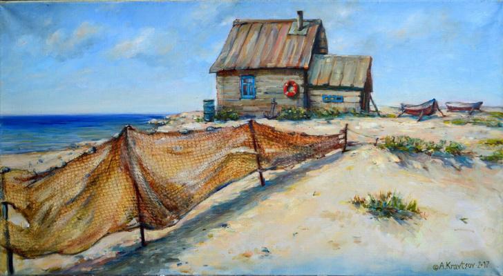 Alexander Ivanovich Kravtsov. Fisherman House 3