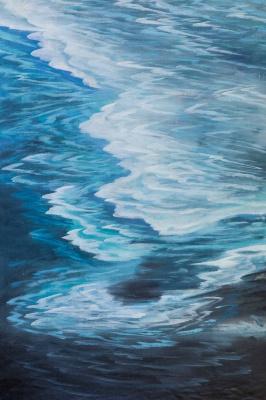 (no name). All shades of sea wave