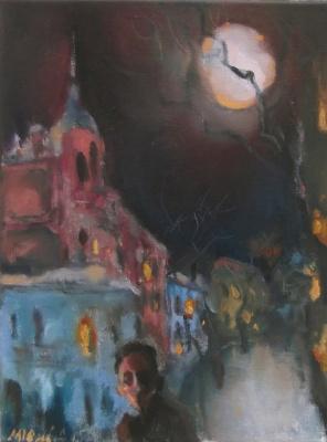 Луна над Ярославовым Валом