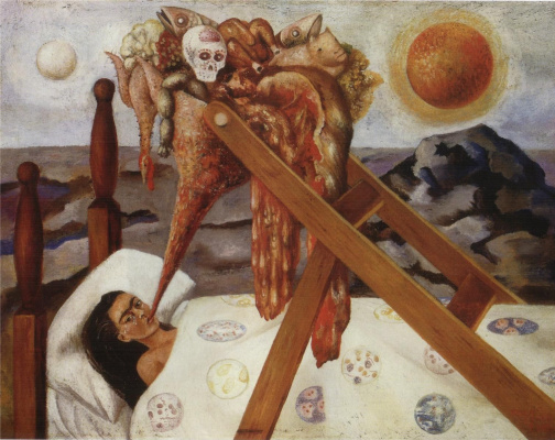 Frida Kahlo. Without hope