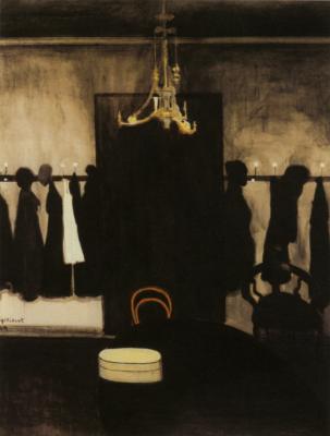 Interior—Beauty Parlor, 1909