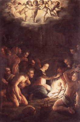 Giorgio Vasari. Christmas