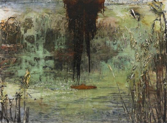 Anselm Kiefer. Velimir Khlebnikov. The fate of Nations