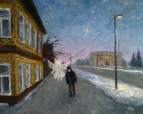 Денис Григорьевич Русаков. Home