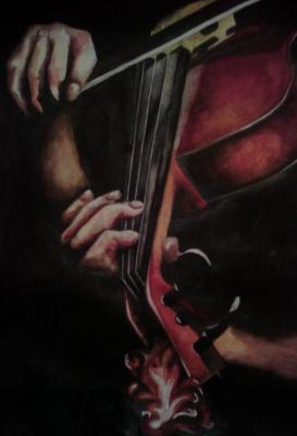 Inna Fleisher. Violin