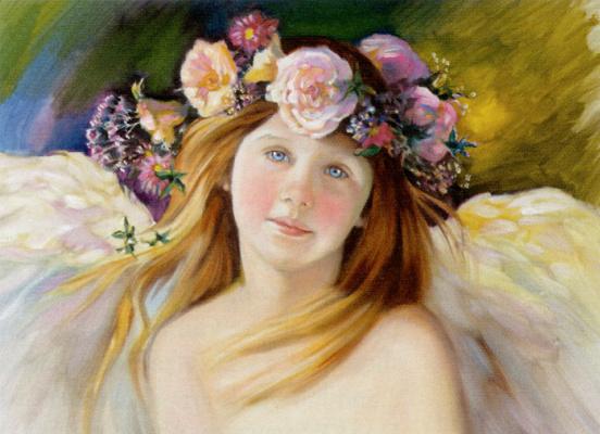 Nancy Noel. Angel of hope