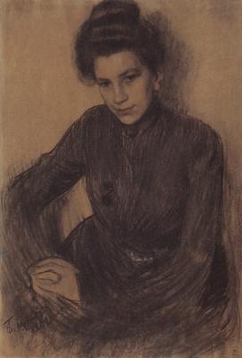 Портрет З.Е. Прошинской