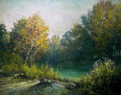 Александр Владимирович Кусенко. Autumn morning