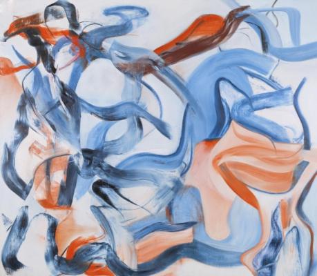Willem de Kuning. Untitled XXI