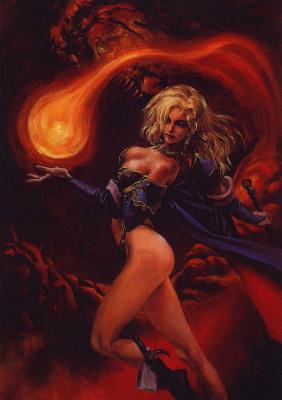 Джун Суеми Ген. Пламя