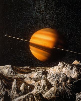 Боб Эгглтон. Сатурн