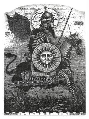 Oleg Denisenko. The last knight