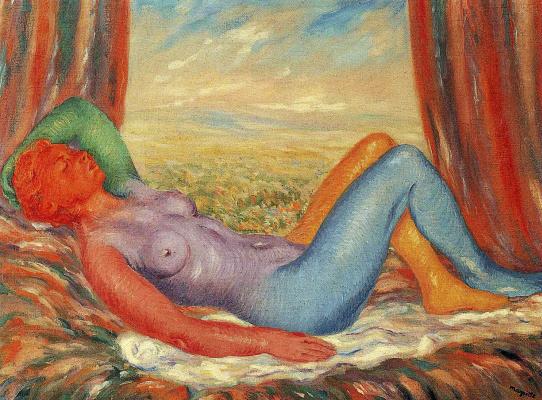 René Magritte. Harvest