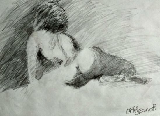 Yuri Valeryevich Churilov. Model Woman2