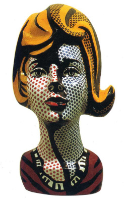 Roy Liechtenstein. Head girls