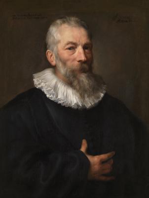 Anthony van Dyck. Portrait artist Martin Pepela