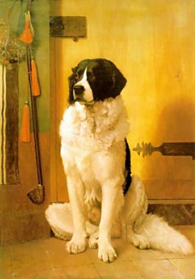 Жан-Леон Жером. Собака