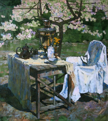 Denis Sarazhin. In the spring. 2013