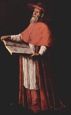 Франсиско де Сурбаран. Св. Иероним