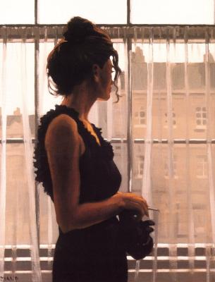 Jack Vettriano. Yesterday's dreams