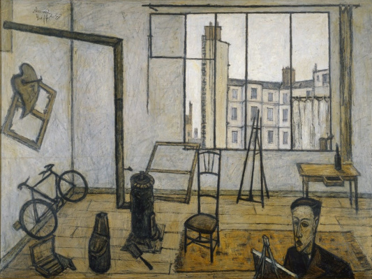 Bernard Buffet. Workshop (Atelier)