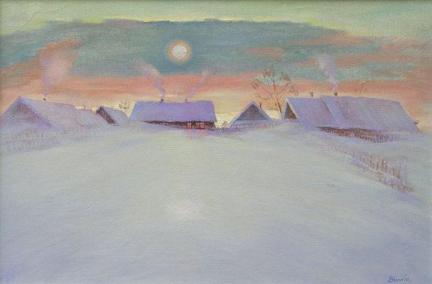 "Vladislav Ovchinnikov. ""Winter"""