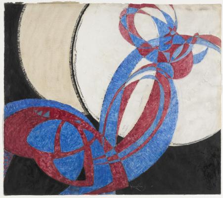 Frantisek Kupka. Amorfa. Fugue in two colors