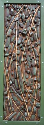Boris Lazarevich Oshkukov. Bronze fluidity