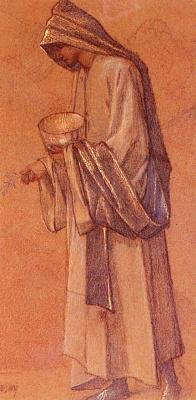Edward Coley Burne-Jones. Balthazar