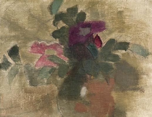 Helena Sophia Scherfbek. Roses