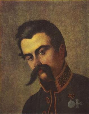 Тарас Григорьевич Шевченко. Портрет Иосифа Федоровича Рудзинского