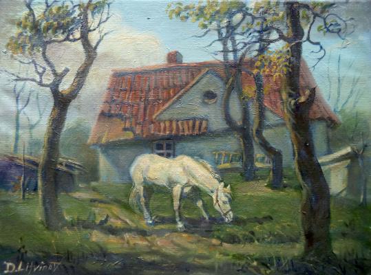 Daniil Litvinov. Весна
