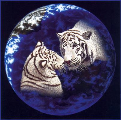 Уильям Шиммель. Тигры