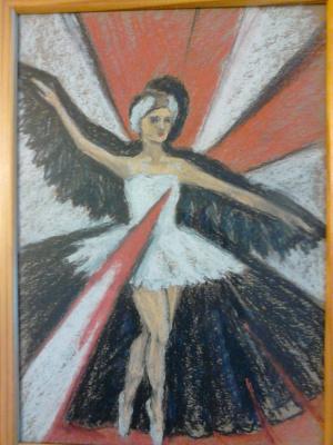 """Marina Lezhneva. """"Black Swan"""""""
