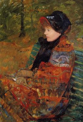 Mary Cassatte. Autumn
