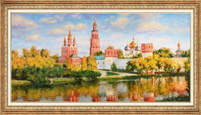 Igor Razzhivin. Away from the city bustle