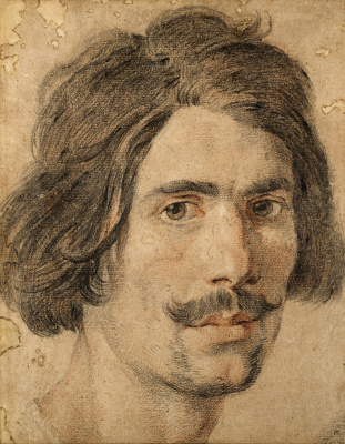 Gian Lorenzo Bernini. Self-portrait