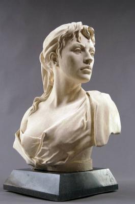 Филипп Фаро. Портретная скульптура 16