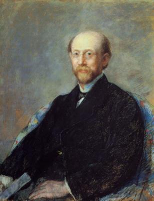 Mary Cassatt. Moses Dreyfus